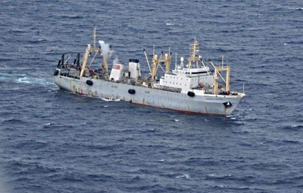 """Trawler """"Dalnij Wostok"""" /AFP"""