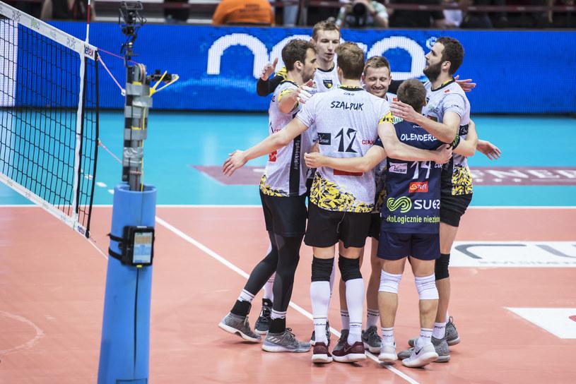 Trefl Gdańsk /Kacper Kirklewski /Newspix