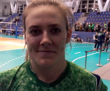 Trefl Proxima Kraków. Ewelina Brzezińska: Plan minimum wykonany. Wideo
