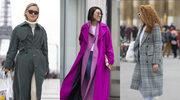 Trendy 2018: Modne płaszcze jesienne