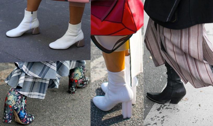 trendy buty zimowe /materiały prasowe