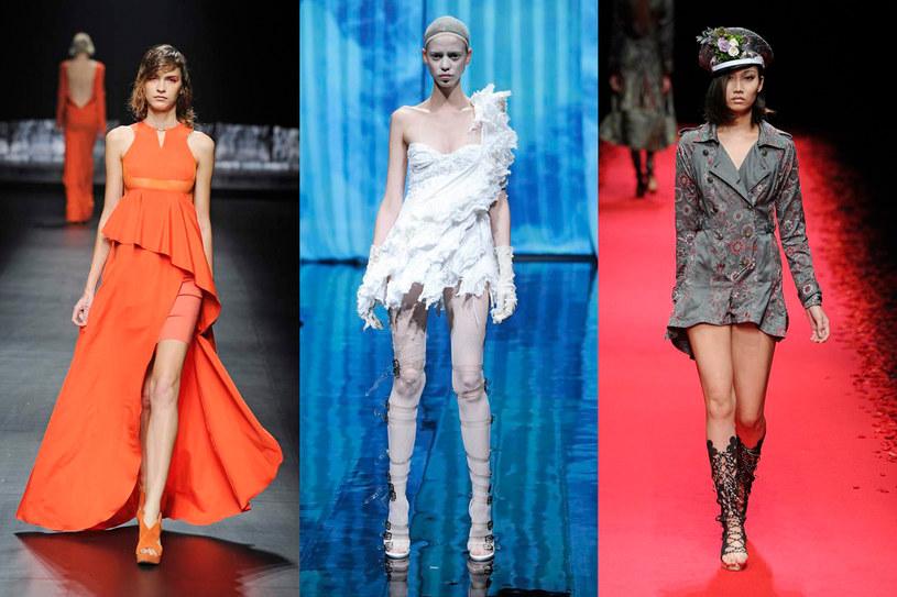 Trendy prezentowane podczas Tygodnia Mody w Tokio /East News/ Zeppelin
