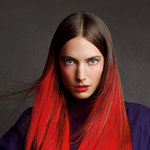 Trendy Schwarzkopf 2013: Sleek colour