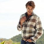 Trendy w modzie męskiej - lato 2013