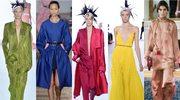 Trendy w modzie na wiosnę/lato 2017