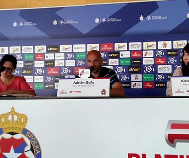 Trener Adrian Gul'a przed meczem z SSC Napoli. Wideo