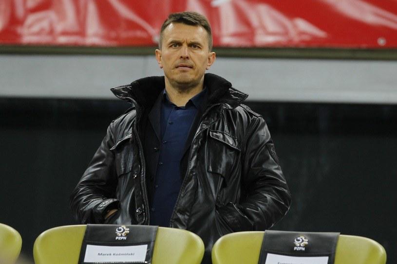 Trener Arki Gdynia Leszek Ojrzyński /East News