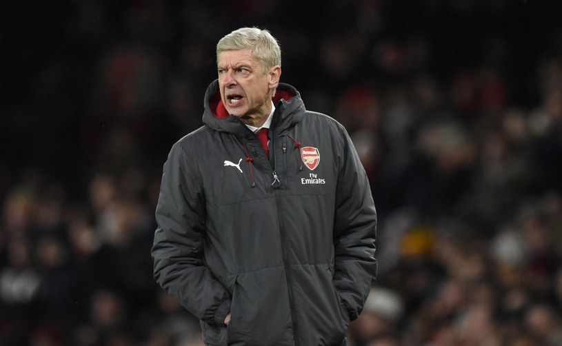 Trener Arsenalu Arsene Wenger /PAP/EPA