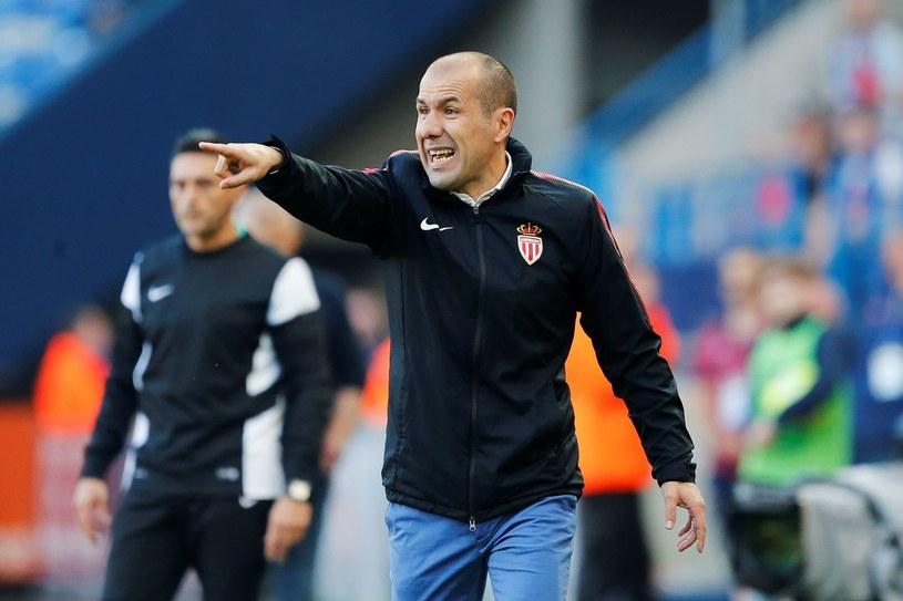 Trener AS Monaco Leonardo Jardim /CHARLY TRIBALLEAU  /AFP