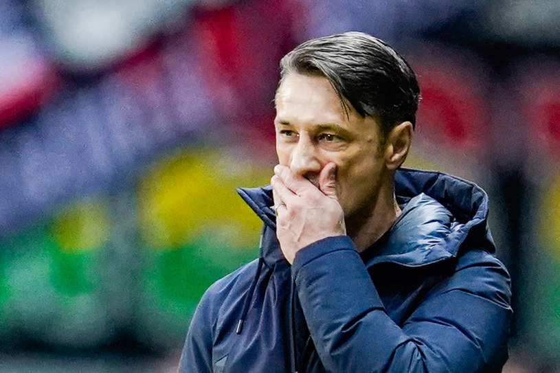 Trener AS Monaco Niko Kovacz /AFP