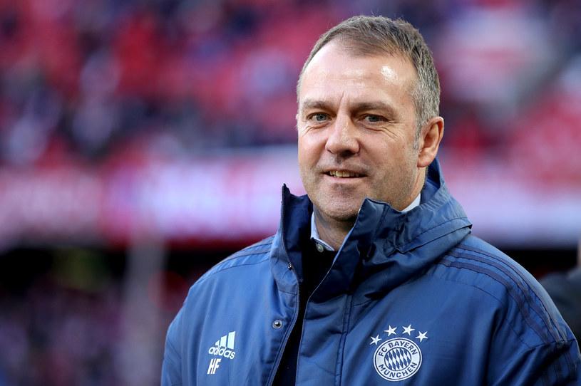 Trener Bayernu Hansi Flick po sezonie odchodzi z zespołu /Alexander Hassenstein /Getty Images