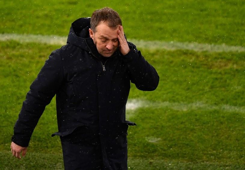 Trener Bayernu Monachium Hansi Flick /AFP