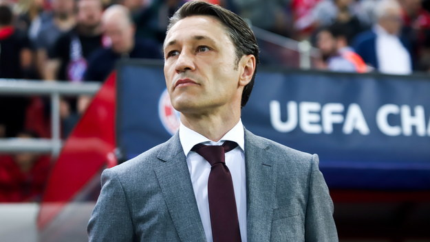 Trener Bayernu Monachium Niko Kovac /Georgia Panagopoulou /PAP/EPA