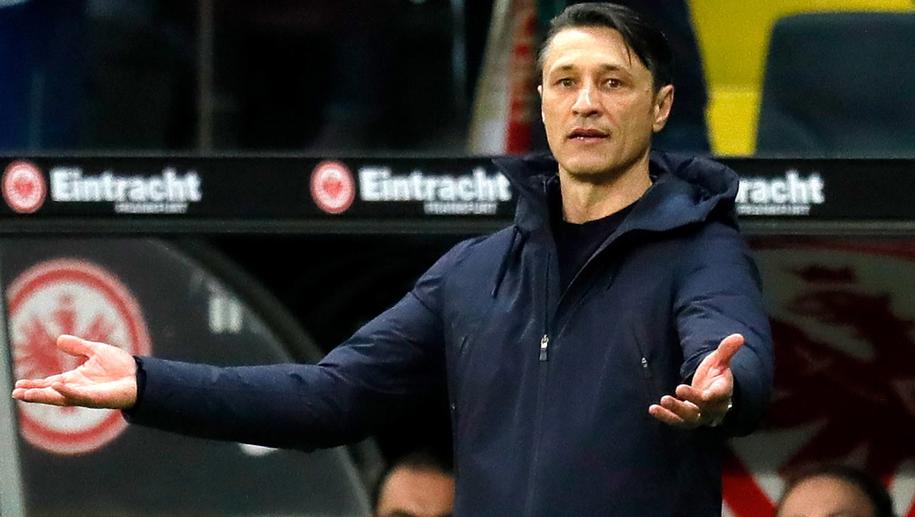Trener Bayernu Monachium Niko Kovac /RONALD WITTEK /PAP/EPA