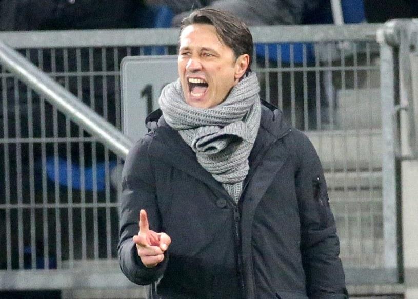 Trener Bayernu Monachium Niko Kovacz /AFP