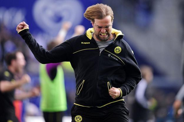 Trener Borussii Dortmund, Juergen Klopp /AFP