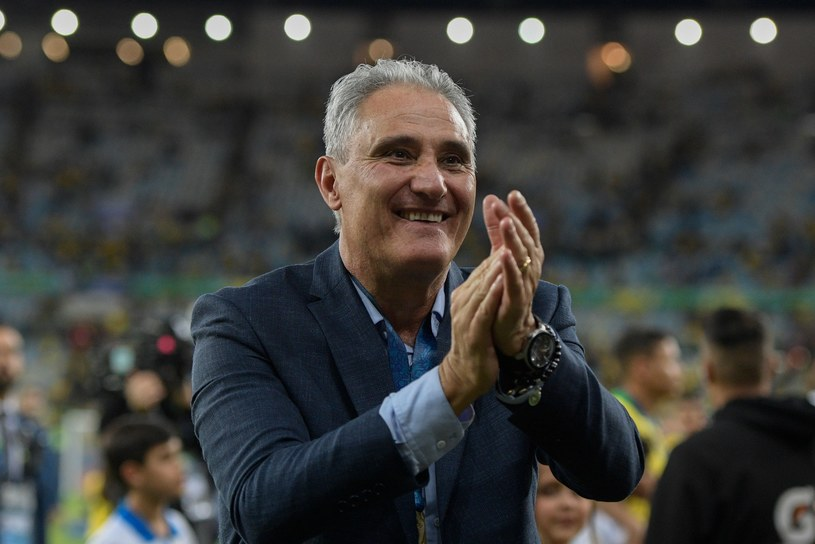Trener Brazylijczyków Tite krytykuje Messiego /AFP