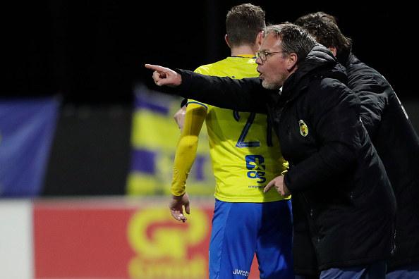 Trener Cambuur Leeuwarden Henk de Jong /Cees van Hoogdalem/Soccrates/Getty Images /Getty Images