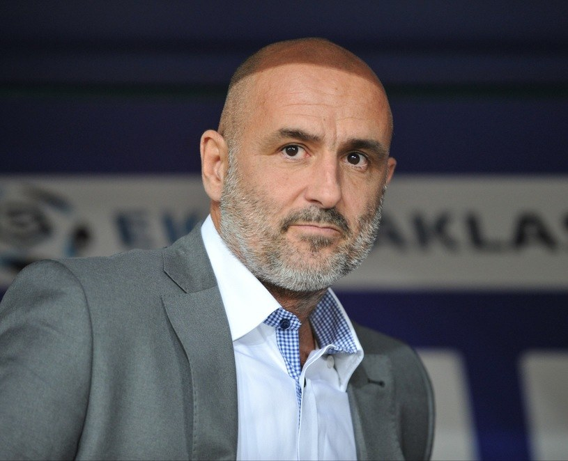 Trener Cracovii Cracovii Michał Probierz /East News