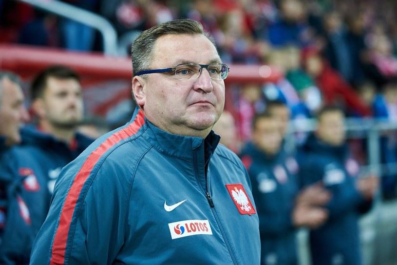Trener Czesław Michniewicz /Fot. Łukasz Szeląg/REPORTER /East News