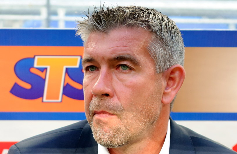 Trener FC Basel Urs Fischer /Fot. Jakub Kaczmarczyk /PAP