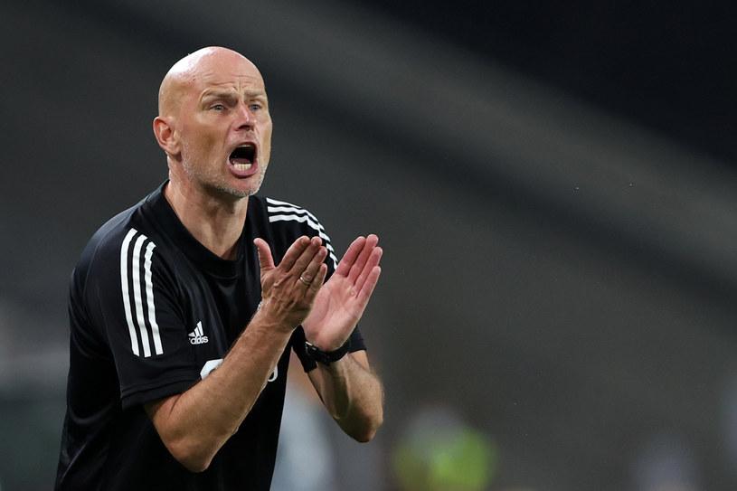 Trener FC Kopenhaga Stale Solbakken /AFP