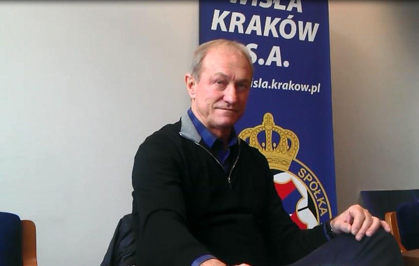 Trener Franciszek Smuda jest optymistą przed 2015 rokiem. /INTERIA.PL