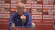 """Trener Gibraltaru o meczu z Polską: """"nie zaparkujemy autobusu przed naszą bramką"""""""