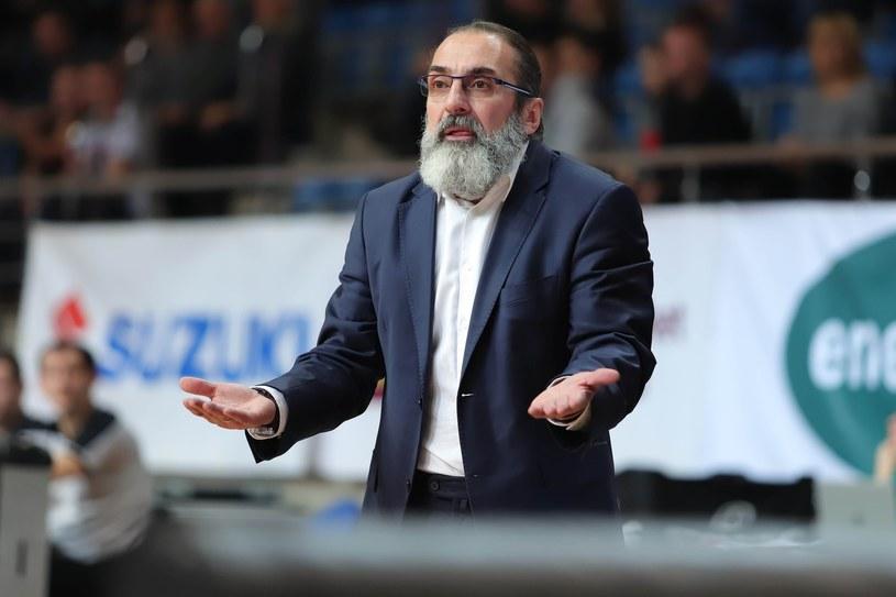 Trener Jacek Winnicki /Tomasz Kudala /Reporter