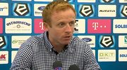 Trener Jagiellonii: To bardzo ważne zwycięstwo. przyjechaliśmy po 3 punkty