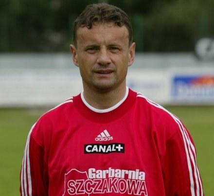 Trener Jaworzna, Andrzej Sermak zapisał się w historii polskiej piłki. fot.Tomasz Markowski /Agencja Przegląd Sportowy