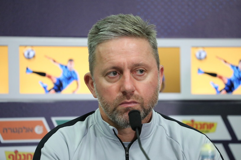 Trener Jerzy Brzęczek /PAP/EPA