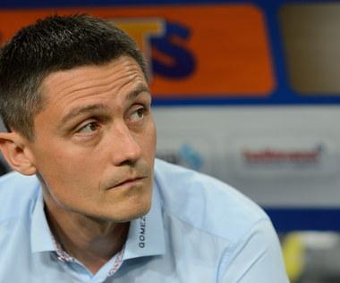 Trener Lecha Mariusz Rumak: Nie lecimy zwiedzać