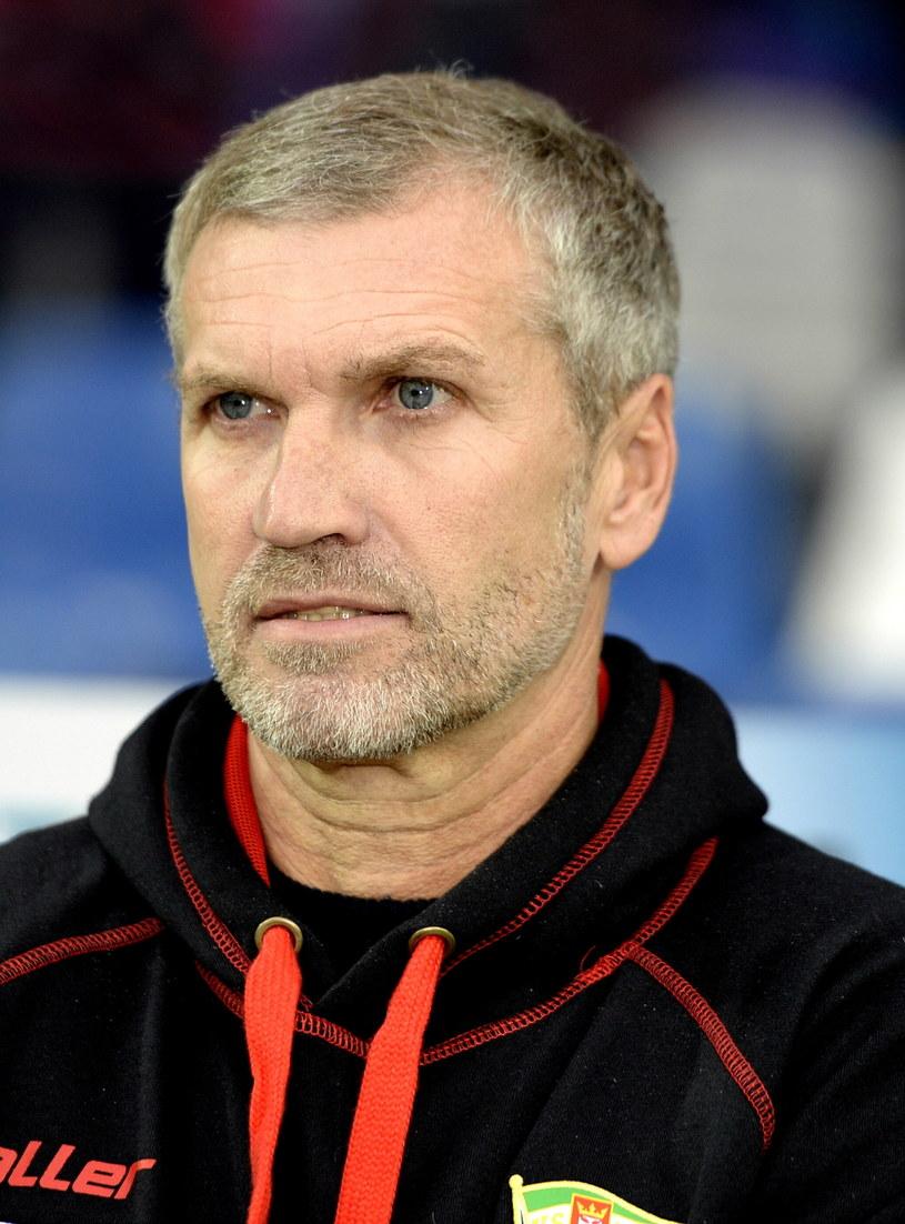 Trener Lechii Gdańsk Thomas von Heesen /Fot. Darek Delmanowicz /PAP