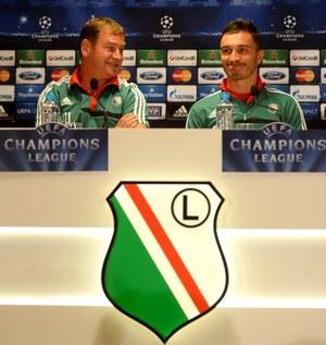 Trener Legii: Steaua też popełniła grzeszki