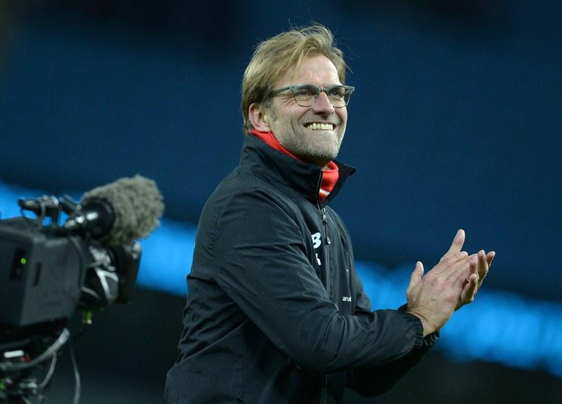 Trener Liverpoolu Juergen Klopp /AFP