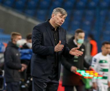 Trener Maciej Skorża: To przepaść. Jestem bardzo rozczarowany