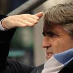 Trener Manchesteru City Roberto Mancini udał się na pielgrzymkę