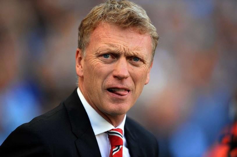 Trener Manchesteru United David Moyes /AFP