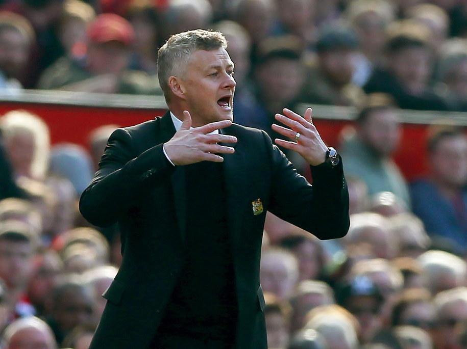 Trener Manchesteru United mieszka w hotelu /Nigel Roddis /PAP