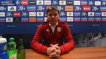 Trener Piasta Gliwice, Waldemar Fornalik po meczu z Górnikiem Zabrze. Wideo