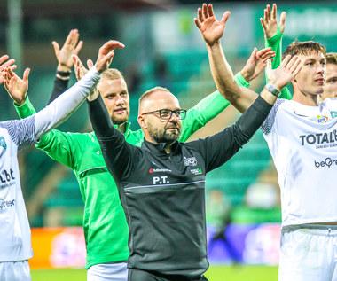 Trener Piotr Tworek: Mam piłkarzy niczym z brazylijskich faweli
