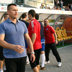 Trener Piotr Tworek pięknie o rywalu: Lechu to jest Lechu, megapostać