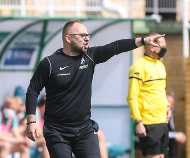Trener Piotr Tworek przyznaje: Ciężko teraz jeszcze marzyć o pucharach