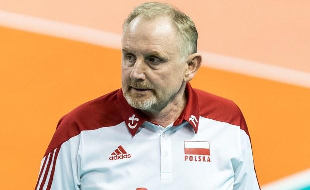 Trener polskich siatkarek: Ta reprezentacja nie jest gotowa