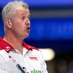 Trener polskich siatkarzy: Wreszcie jestem w finale, pora go wygrać