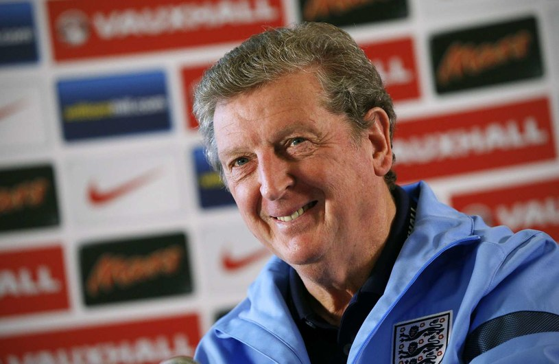 Trener reprezentacji Anglii Roy Hodgson /AFP