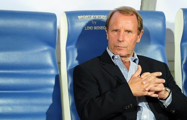 Trener reprezentacji Azerbejdżanu Berti Vogts /AFP