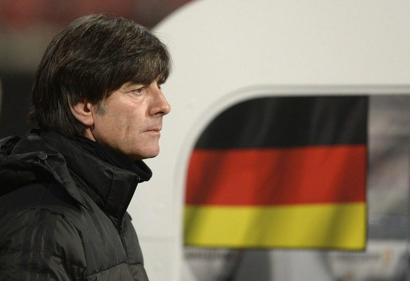 Trener reprezentacji Niemiec Joachim Loew /AFP