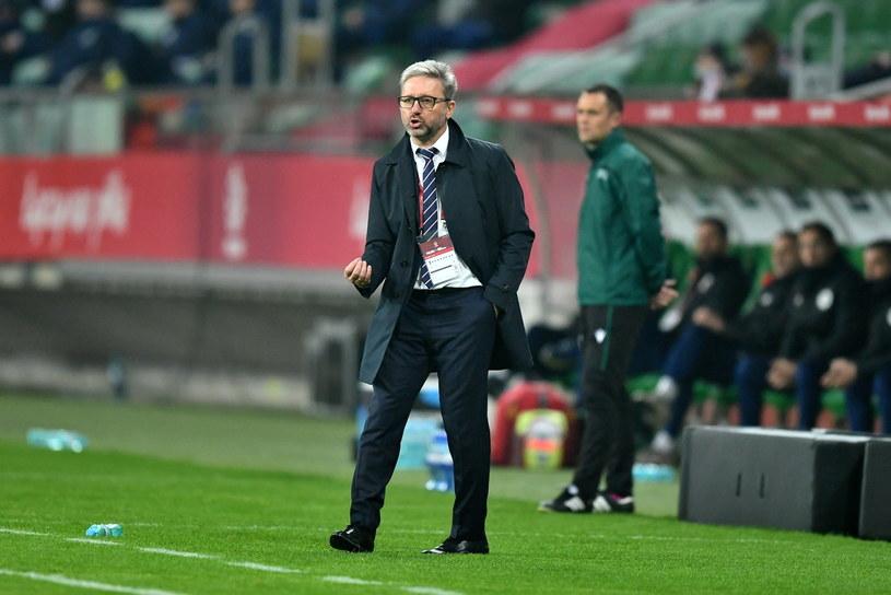 Trener reprezentacji Polski Jerzy Brzęczek / PAP/Maciej Kulczyński  /PAP